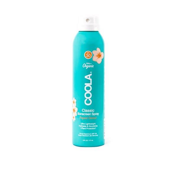 COOLA Sunscreen spray Coconut