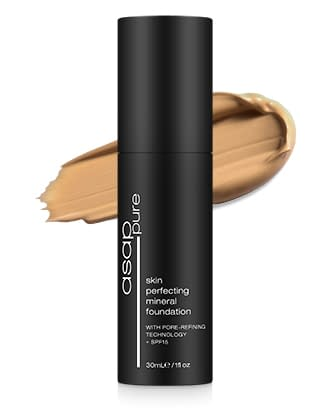 asap skin perfecting mineral foundation – cooltwo - 30mL