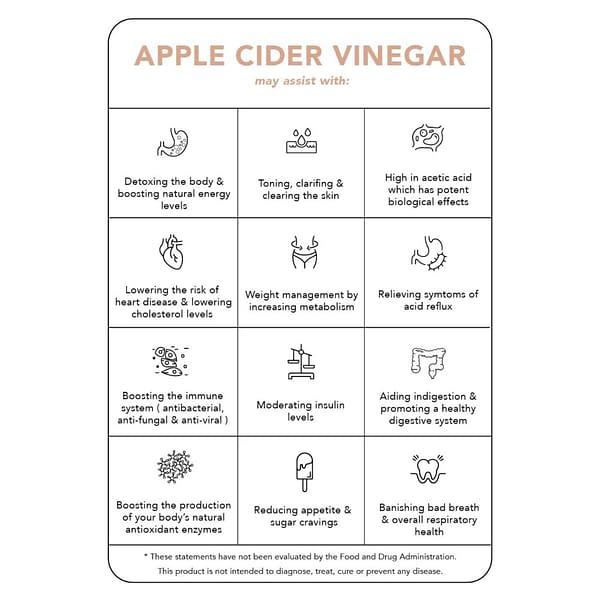 Tonik 2 - Organic Apple Cider Capsules