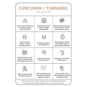 Tonik 3 - Organic Tumeric Capsules