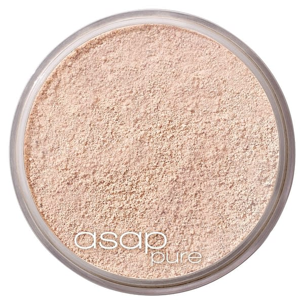 ASAP Mineral powder base
