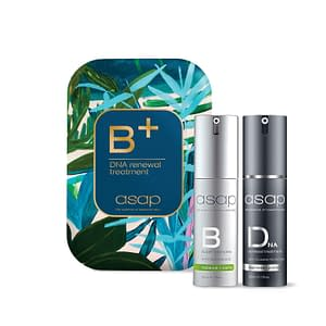 asap Celebration Collection: Vitamin B+ serum & DNA renewal treatment