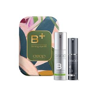 asap Celebration Collection: Vitamin B+ serum & firming eye lift