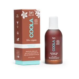 COOLA Sunless tan dry oil mist