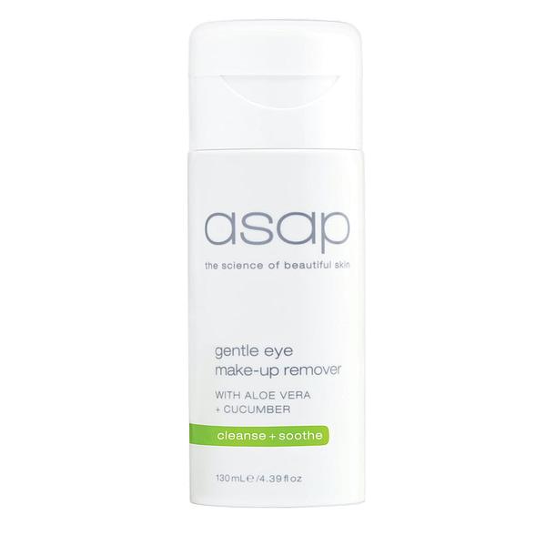 asap gentle eye make up remover 130mL