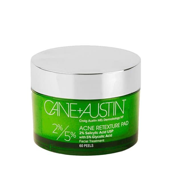 Cane & Austin 2%/5% Acne retexture pads